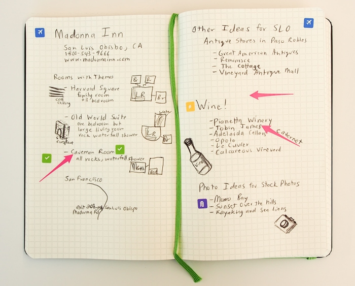 Evernote Smart Notebook for intelligent note-taking