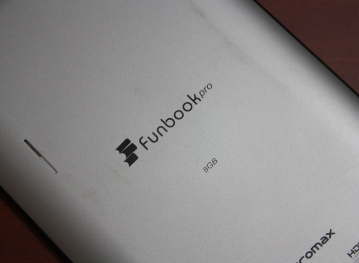 Micromax Funbook Pro: In pictures