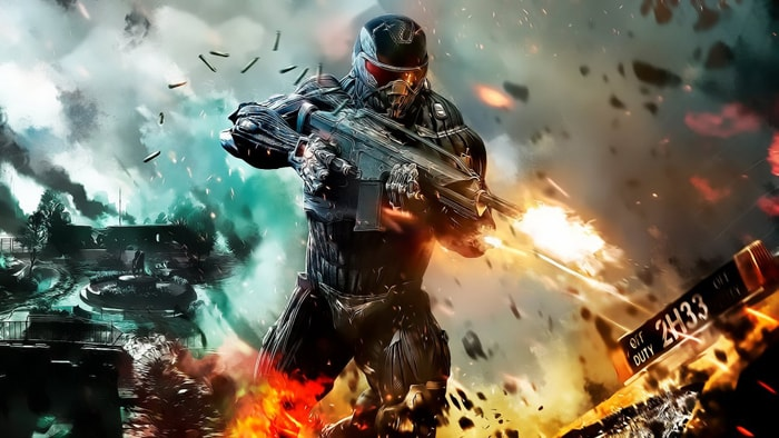 5. Crysis 3