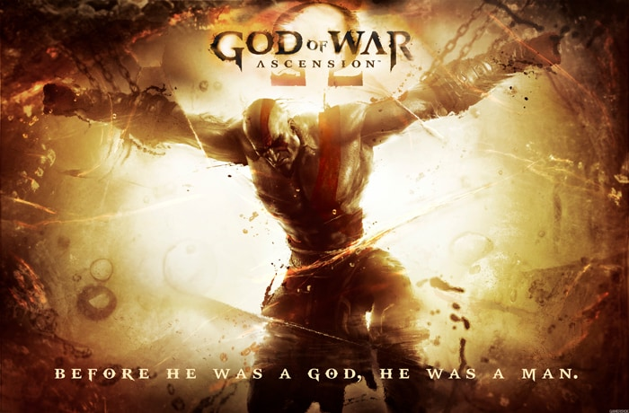 7. God of War: Ascension