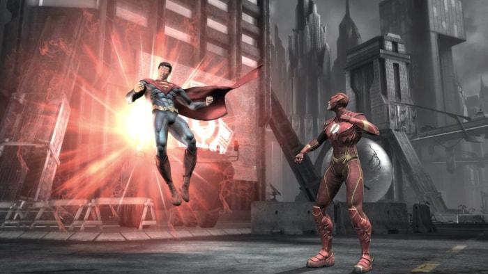 12. Injustice: Gods Among Us