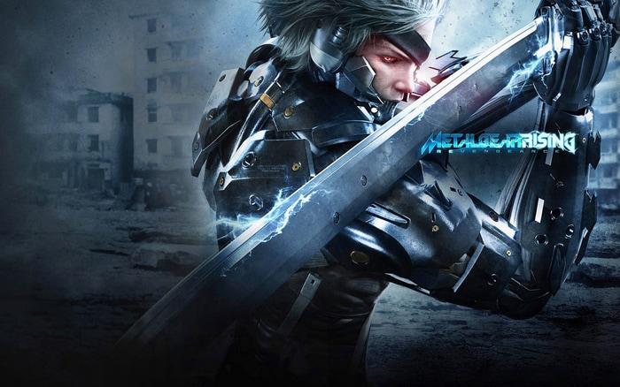 4. Metal Gear Rising: Revengeance
