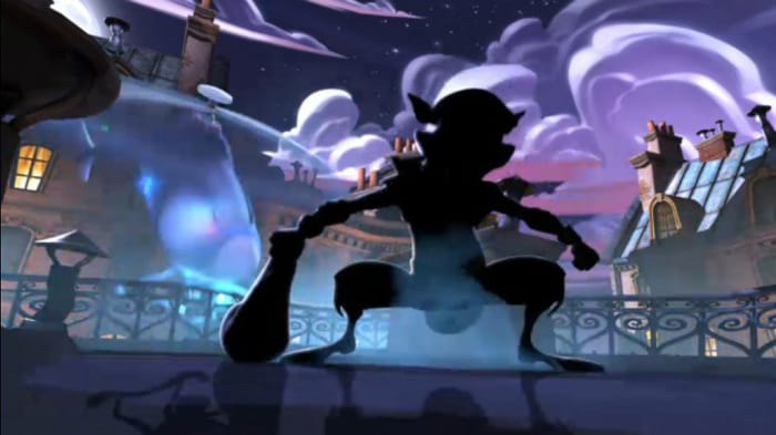 3. Sly Cooper: Thieves in Time