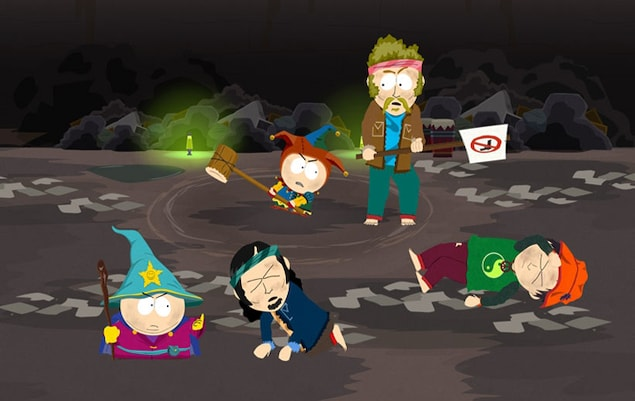 24. South Park: The Stick of Truth