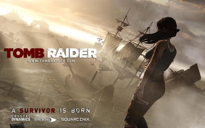 6. Tomb Raider