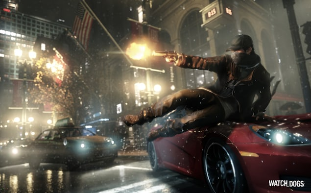 20. Watch Dogs