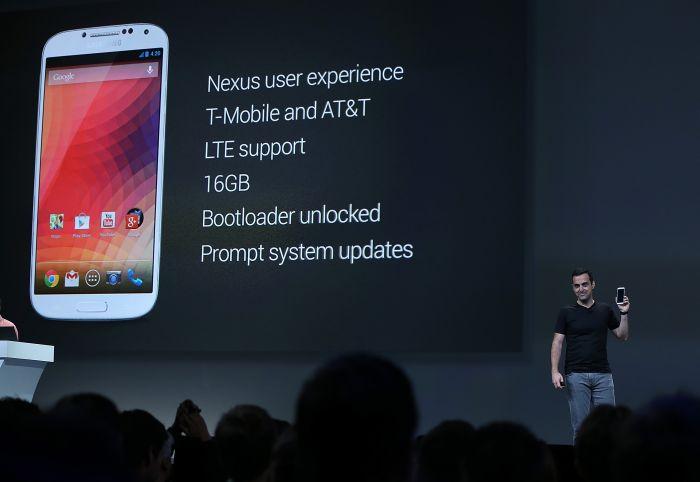 Google I/O 2013 keynote