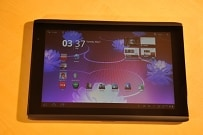 Photo : Acer Iconia Tab A500 : India's first Honeycomb tablet