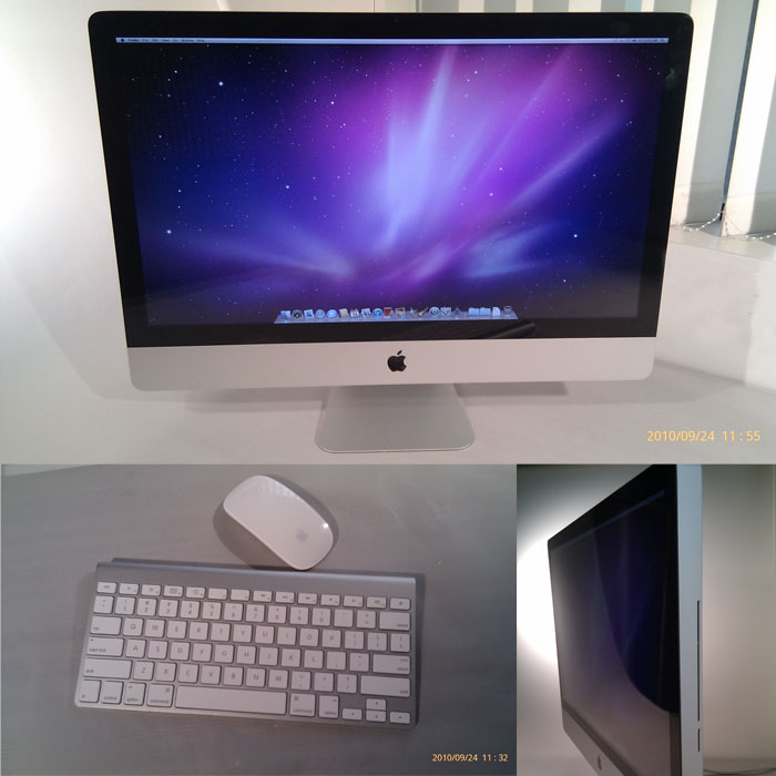 iMac: The new 27-inch drool machine.