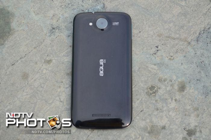 Intex Aqua i-5: Hands on