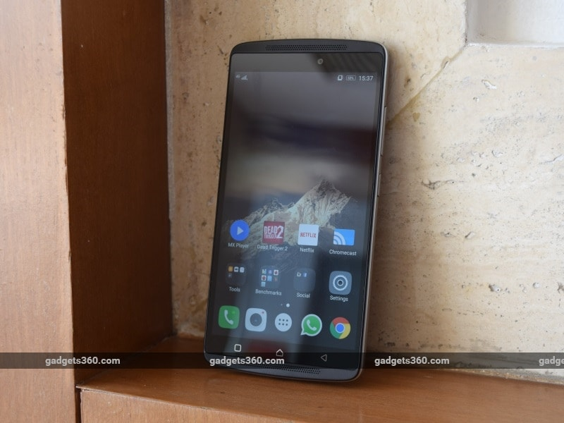 Lenovo Vibe K4 Note (pictures) | NDTV Gadgets360.com