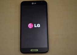 Photo : LG Optimus G Pro