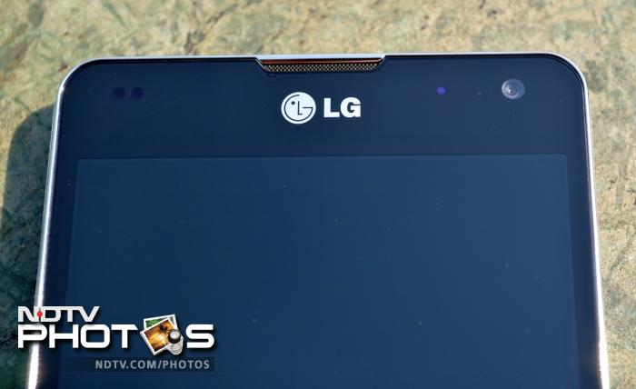 LG Optimus G: First look