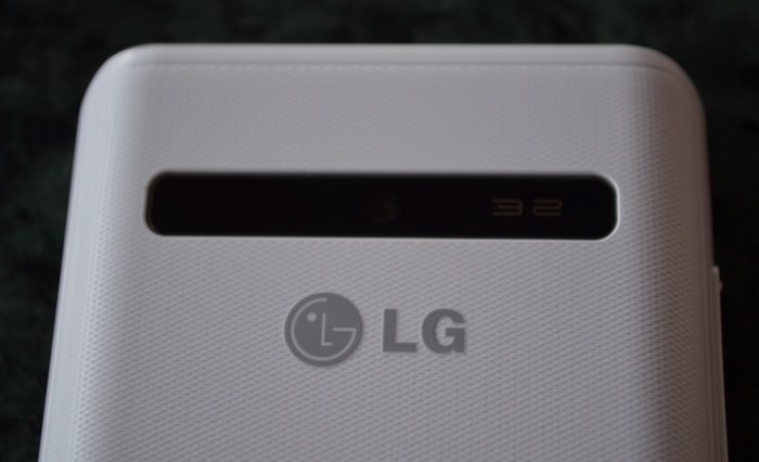 LG Optimus L3 Dual: In Pictures