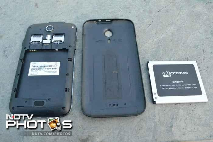 Micromax Canvas 3D: In pictures (pictures) | NDTV Gadgets360.com