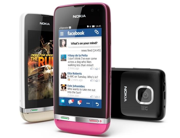 Nokia Asha 305 and Asha 311: Launch pics