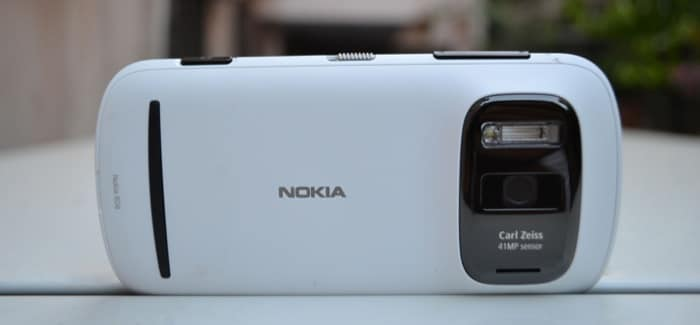 41-megapixel Nokia 808 PureView
