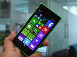 Photo : Nokia Lumia 730 Dual SIM