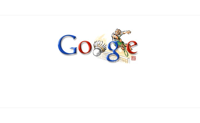 Olympic Google doodles