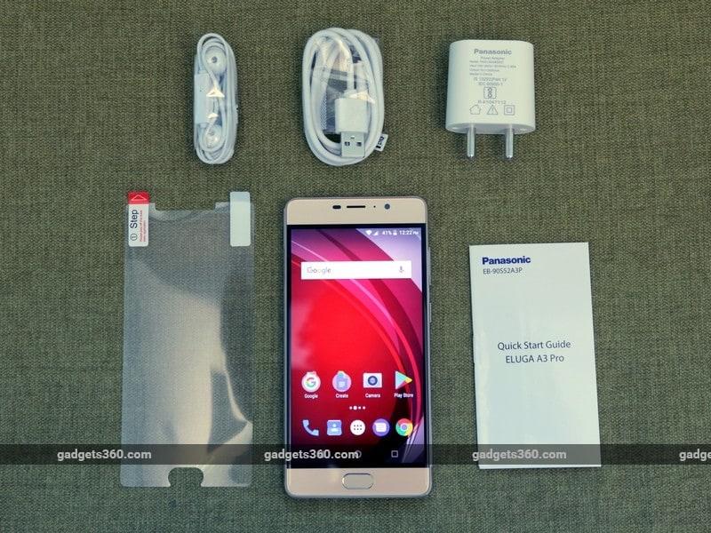 Panasonic Eluga A3 Pro