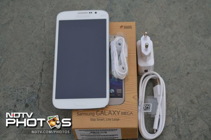 samsung galaxy mega 5 8 in pictures pictures ndtv
