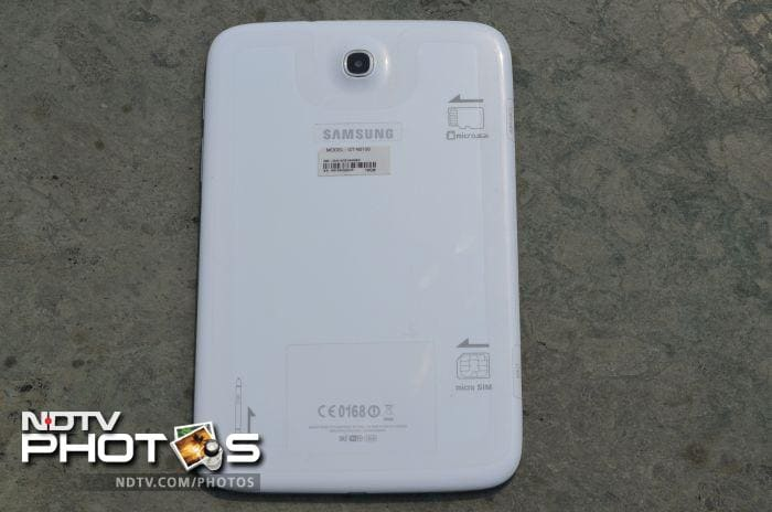 Samsung Galaxy Note 510: In pictures