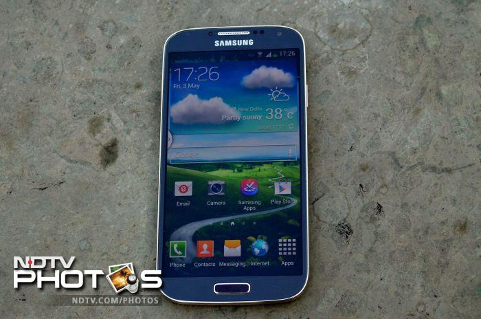 Samsung Galaxy S4: First look