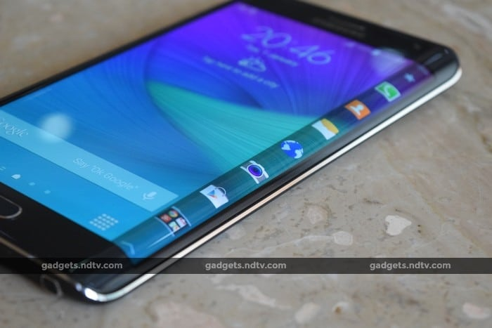 samsung galaxy note edge pictures ndtv gadgets360