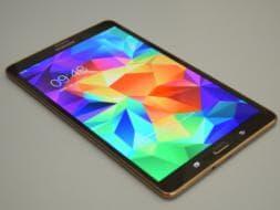 Photo : Samsung Galaxy Tab S