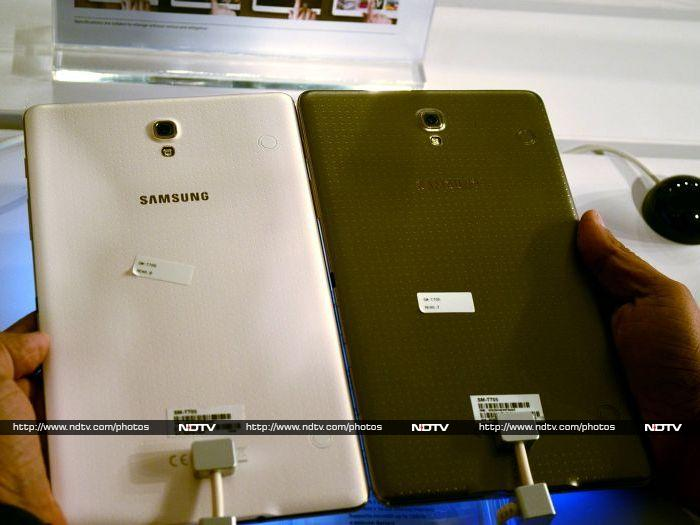 samsung galaxy tab s 8 4 first look pictures ndtv