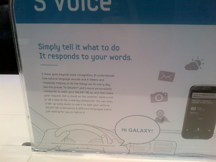 Samsung Galaxy S III - Launch and hands-on