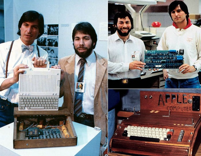 a history of apple inc in developing modern computers Company history: 2000-2004 selling not only apple computers apple worked to remedy the situation by developing a new processor with ibm.