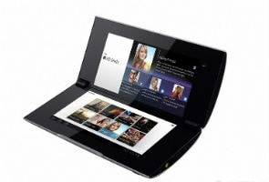 Photo : In pics: Sony Tablet P