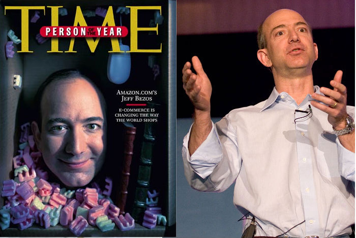 Jeff Bezos :: Amazon