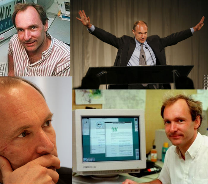 Tim Berners Lee :: WWW
