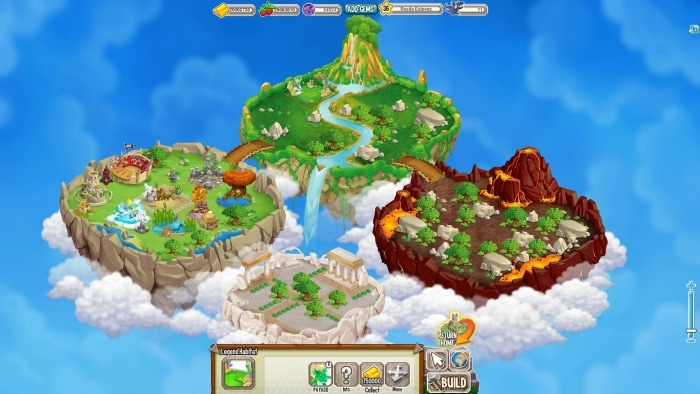 Top 10 Facebook games for 2012