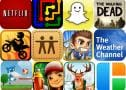 Top 10 free iOS apps of 2012