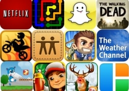 Photo : Top 10 free iOS apps of 2012