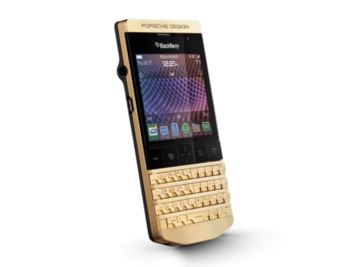 ideas what why is blackberry porsche so expensive looking