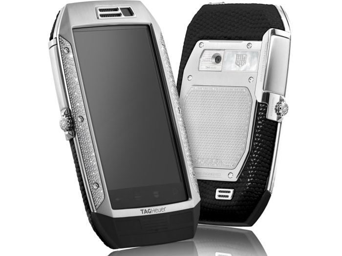 ... Tag Heuer Link Was Actually A Pretty Good Android Smartphone. Its  Sealed Body Is Water Tight And Shock Resistant. If You Like Rugged  Smartphones, ...