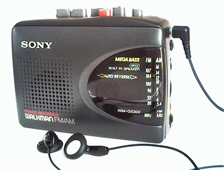 30 years of the Walkman