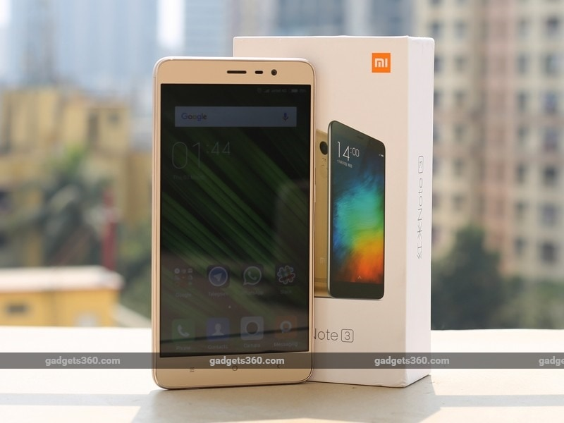 xiaomi redmi note 3 pictures ndtv gadgets360
