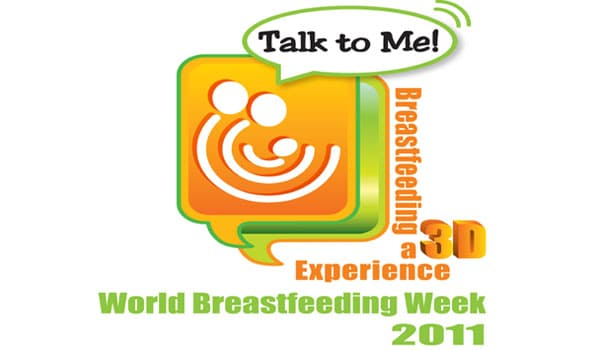 World Breastfeeding Week (1 - 7 August 2011)