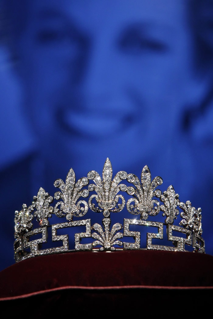 Princess Diana exhibition opens