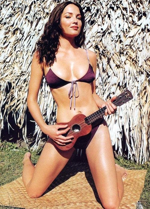 Hottest American Model American Model Chandra