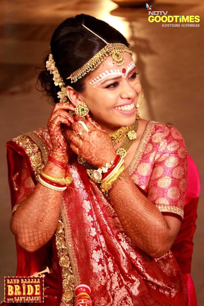 bride teal bands blog spotted bandbajabride gold so that stun band far jewels on baaja season