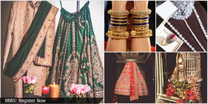 Band Baajaa Bride: Beautiful Indian Bridal looks