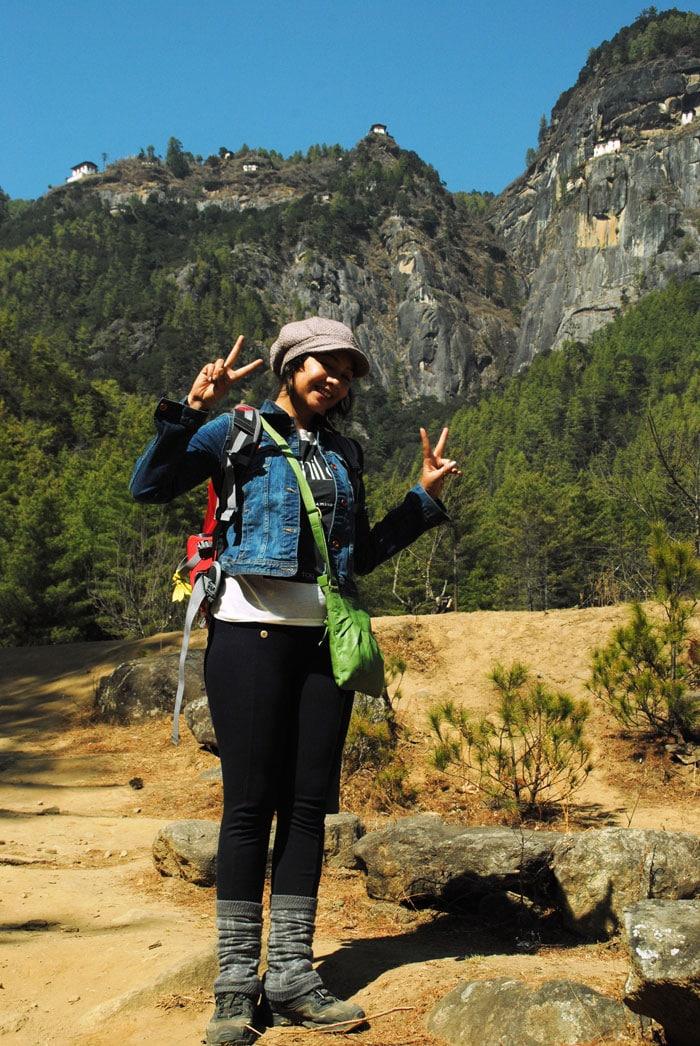 Neha travels to picturesque Bhutan