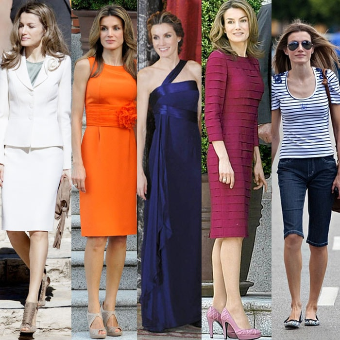 Princess letizia of spain letizia princess of asturias is famous