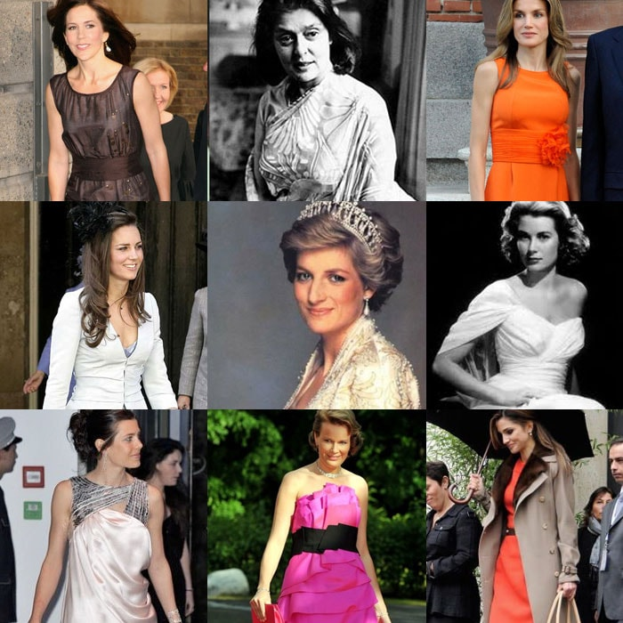The 20 Best Dressed Royals